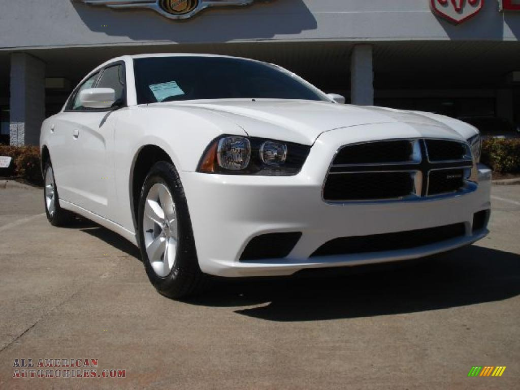 2011 dodge charger se in bright white 518472 all for Steve white motors inc