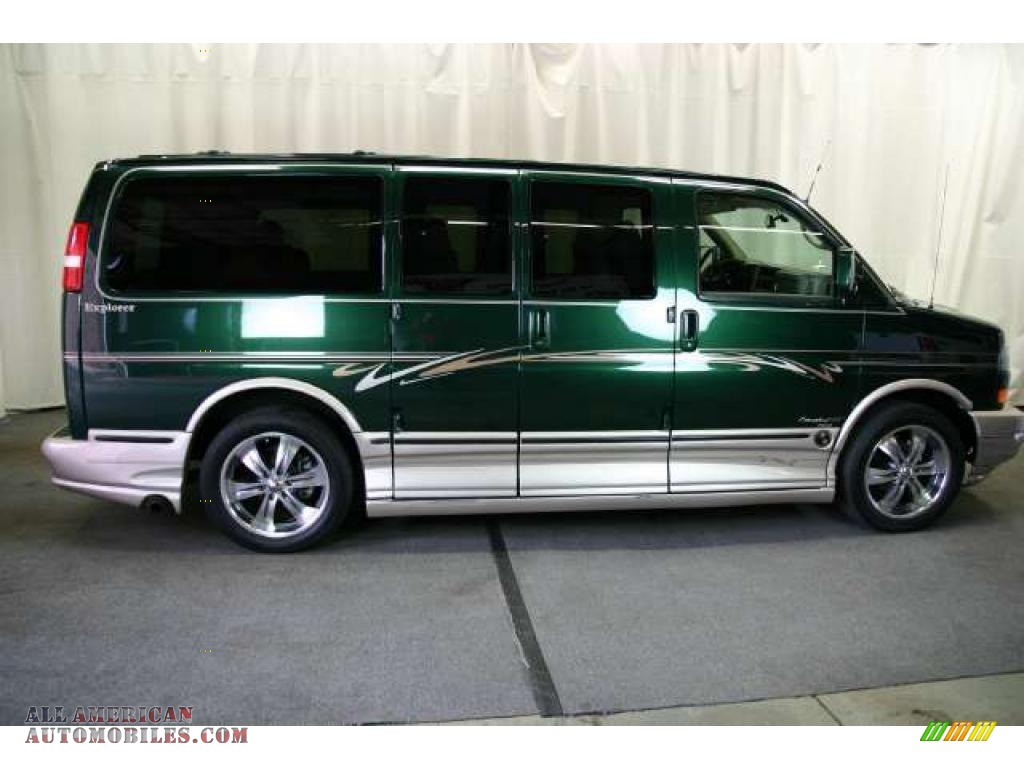 2005 Savana Van 1500 Passenger Conversion