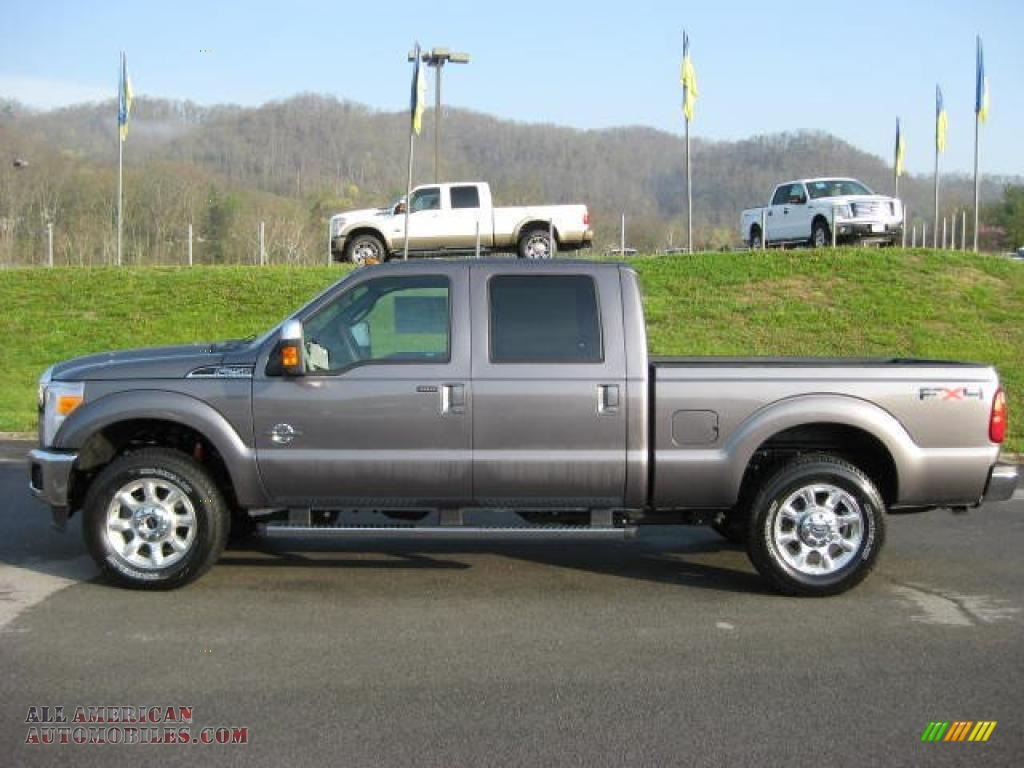 2011 Ford F250 Super Duty Lariat Crew Cab 4x4 In Sterling