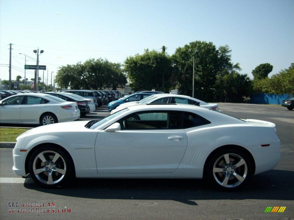 2011 chevrolet camaro ss rs coupe in summit white photo 3 172204. Cars Review. Best American Auto & Cars Review
