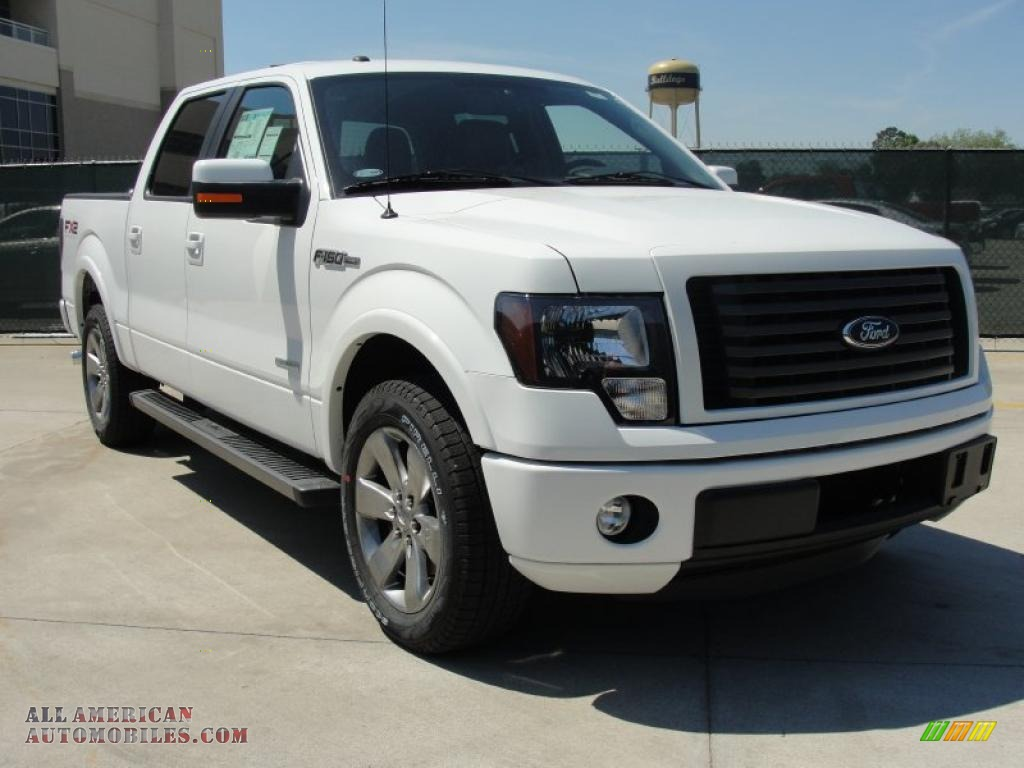 2011 ford f150 fx2 supercrew in oxford white d43861 all american automobiles buy american. Black Bedroom Furniture Sets. Home Design Ideas