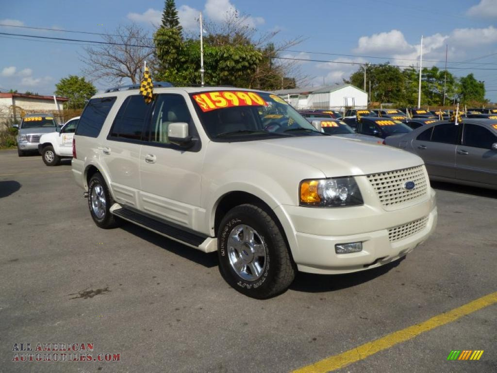 2006 Ford Expedition Limited In Cashmere Tri Coat Metallic