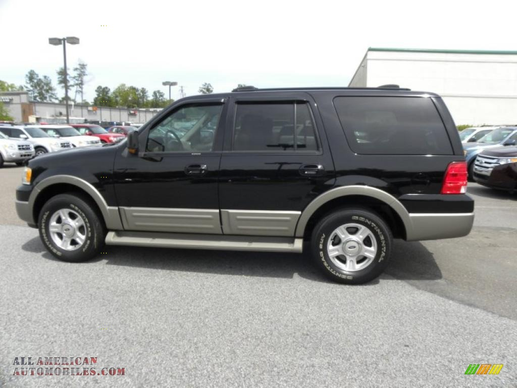 2003 ford expedition eddie bauer in black clearcoat photo. Black Bedroom Furniture Sets. Home Design Ideas