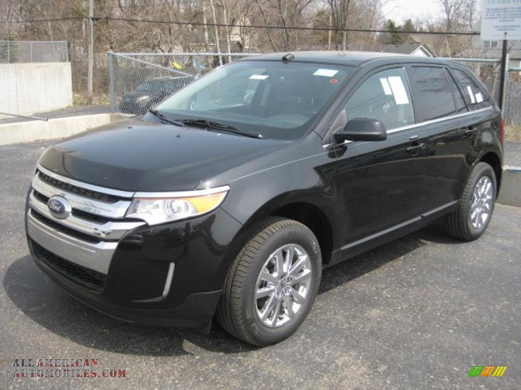 2011 ford edge limited in tuxedo black metallic photo 3. Black Bedroom Furniture Sets. Home Design Ideas
