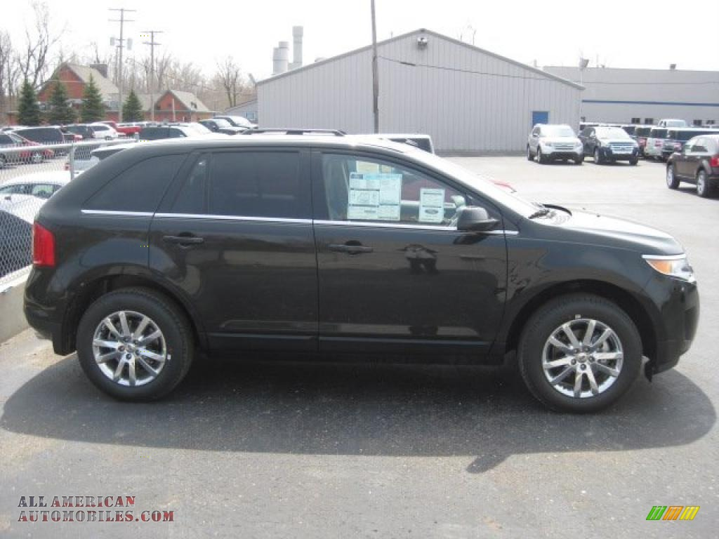 2011 ford edge limited in tuxedo black metallic photo 3 b14139 all american automobiles. Black Bedroom Furniture Sets. Home Design Ideas