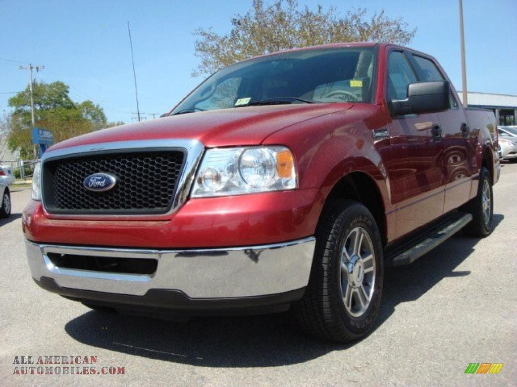 2007 ford f150 fx2 sport supercrew in redfire metallic a96771 all american automobiles buy. Black Bedroom Furniture Sets. Home Design Ideas