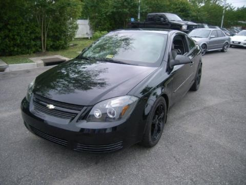 chevy cobalt coupe. Black Chevrolet Cobalt Coupe