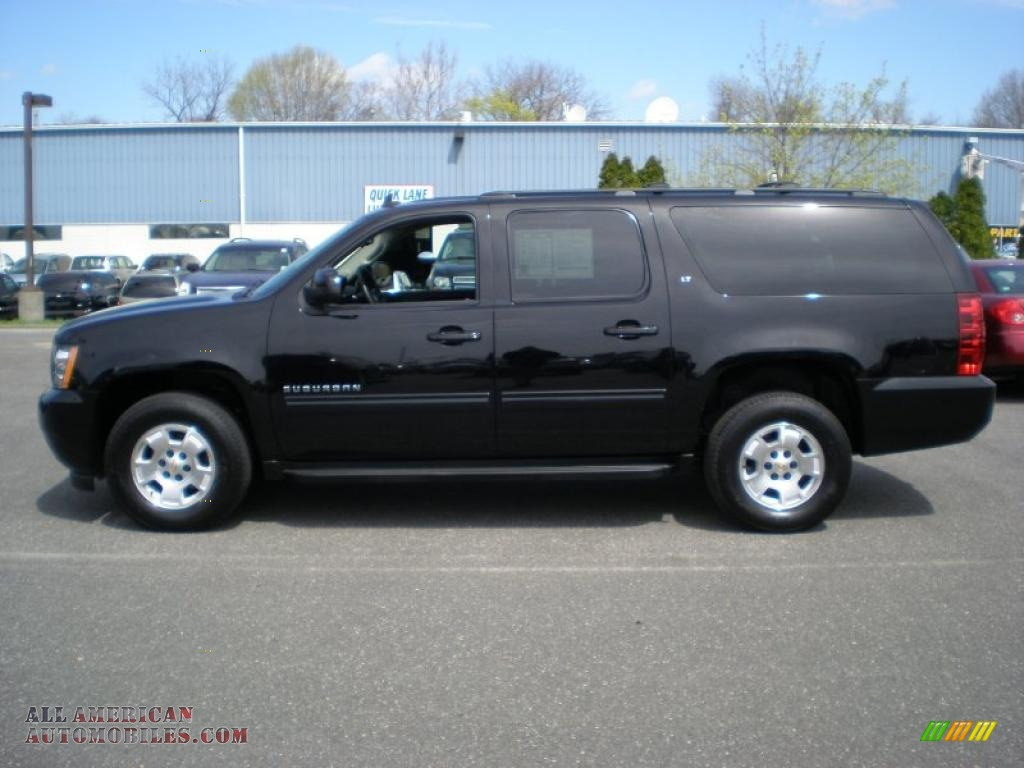 Pine Belt Cadillac >> 2010 Chevrolet Suburban LT 4x4 in Black photo #4 - 229181 | All American Automobiles - Buy ...