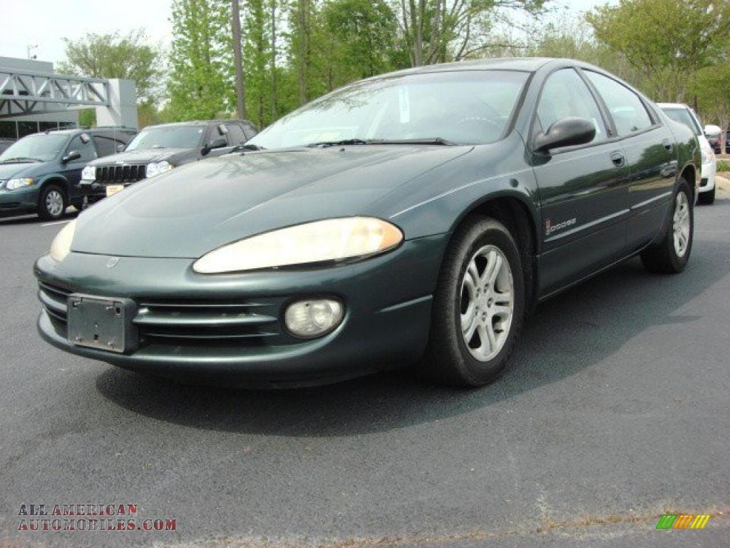 2000 Dodge Intrepid Es In Shale Green Metallic 200473