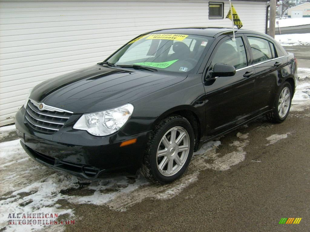 Pine Belt Cadillac >> 2008 Chrysler Sebring Touring Sedan in Brilliant Black Crystal Pearl - 131688 | All American ...