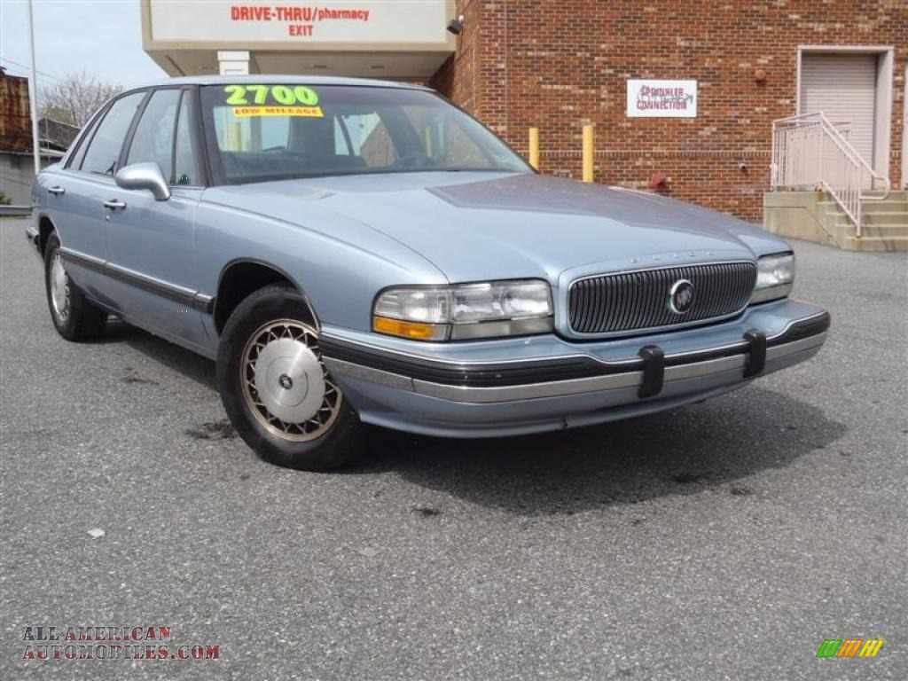 on 1989 Buick Lesabre Limited 2 Door Coupe