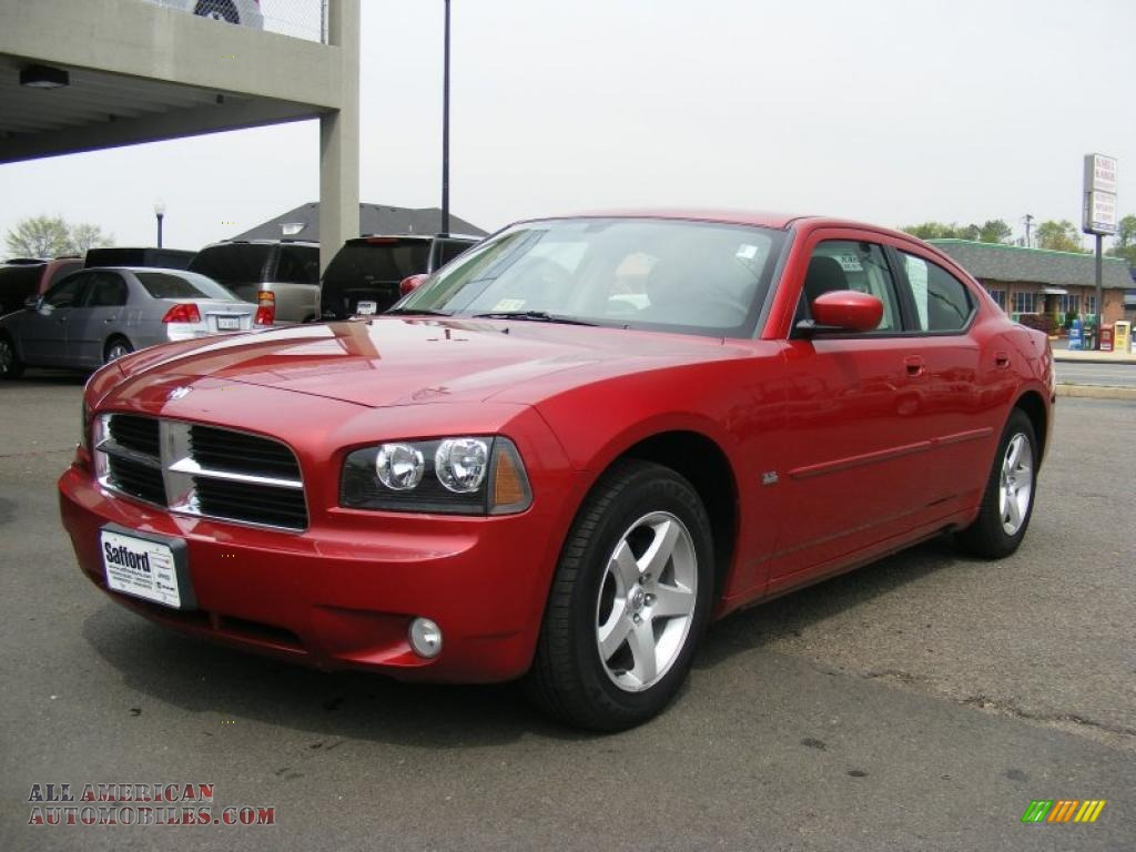 2010 dodge charger sxt in inferno red crystal pearl 118081 all american a. Cars Review. Best American Auto & Cars Review