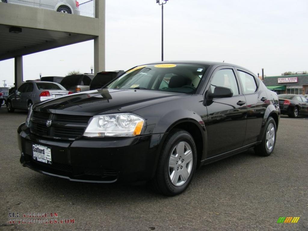 2010 Dodge Avenger Sxt In Houston Tx: 2010 Dodge Avenger SXT In Brilliant Black Crystal Pearl