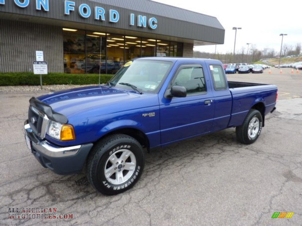 2004 ford ranger xlt supercab 4x4 in sonic blue metallic photo 8 a14279 all american. Black Bedroom Furniture Sets. Home Design Ideas