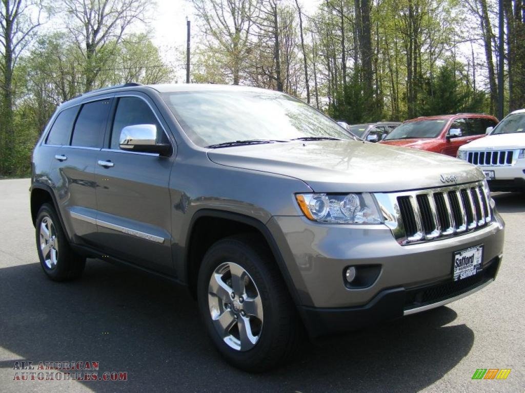 2011 jeep grand cherokee limited 4x4 in mineral gray metallic photo 2 673637 all american. Black Bedroom Furniture Sets. Home Design Ideas