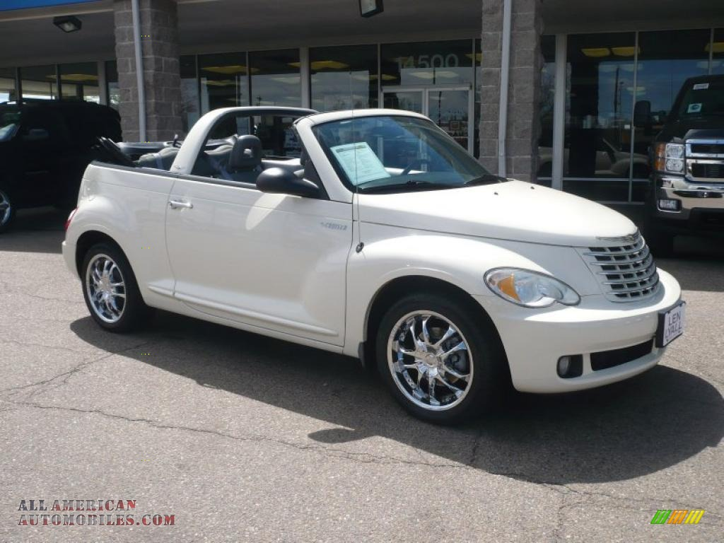 2006 Chrysler PT Cruiser Touring Convertible in Cool ...