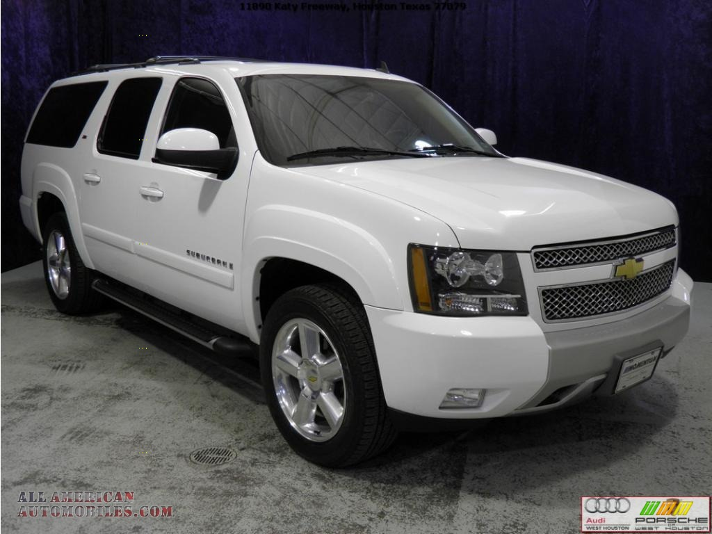2009 chevrolet suburban z71 in summit white photo 3. Black Bedroom Furniture Sets. Home Design Ideas