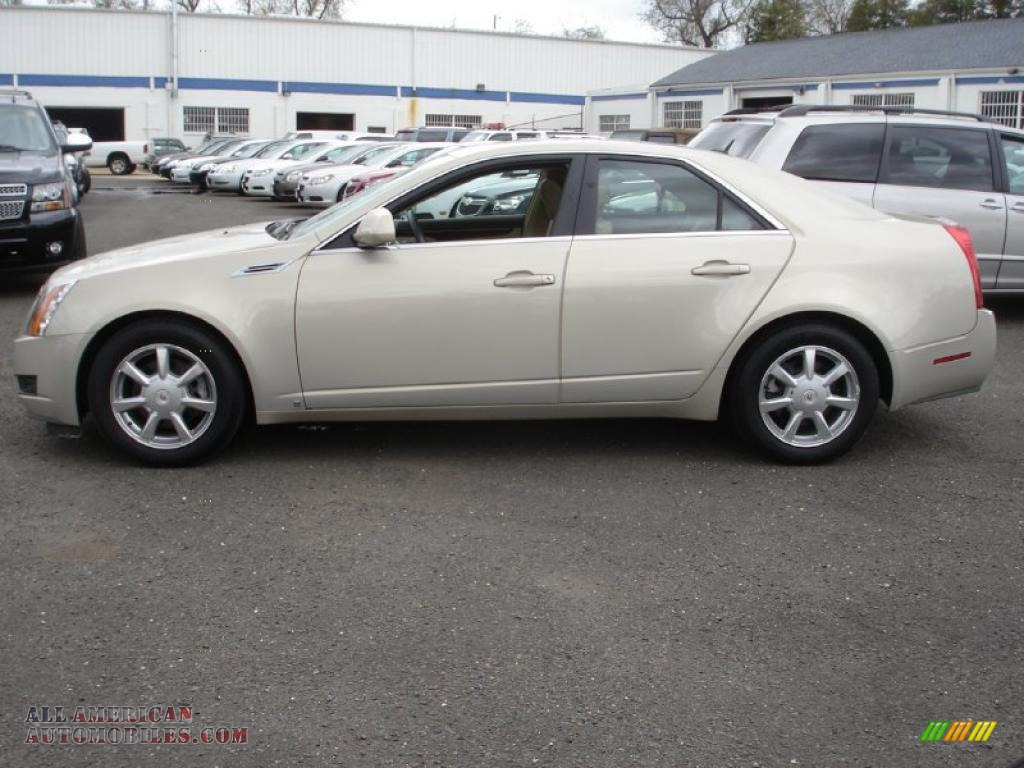 Pine Belt Cadillac >> 2008 Cadillac CTS Sedan in Gold Mist photo #9 - 193460 | All American Automobiles - Buy American ...
