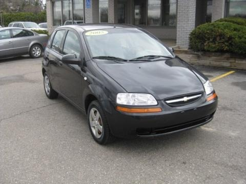 Chevrolet Aveo Ls 2006. 2005 Chevrolet Aveo LS