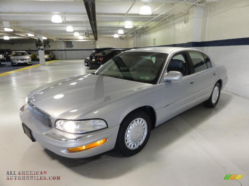 1997 Buick Park Avenue Ultra Supercharged Sedan In