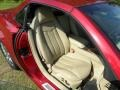 Cadillac XLR Platinum Roadster Crystal Red photo #6