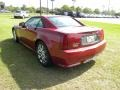 Cadillac XLR Platinum Roadster Crystal Red photo #13