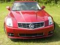 Cadillac XLR Platinum Roadster Crystal Red photo #16