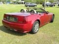 Cadillac XLR Platinum Roadster Crystal Red photo #24