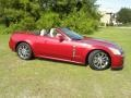 Cadillac XLR Platinum Roadster Crystal Red photo #25
