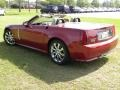 Cadillac XLR Platinum Roadster Crystal Red photo #26