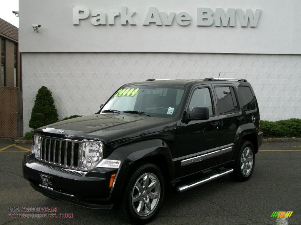Jeep Wrangler Unlimited 2008 For Sale 2010 Liberty Limited 4x4 - Brilliant Black Crystal Pearl / Dark Slate ...