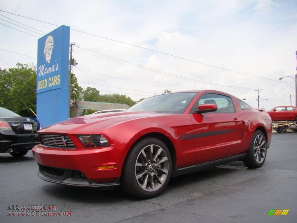 2011 ford mustang gt cs california special coupe in red candy metallic photo 4 162480 all. Black Bedroom Furniture Sets. Home Design Ideas