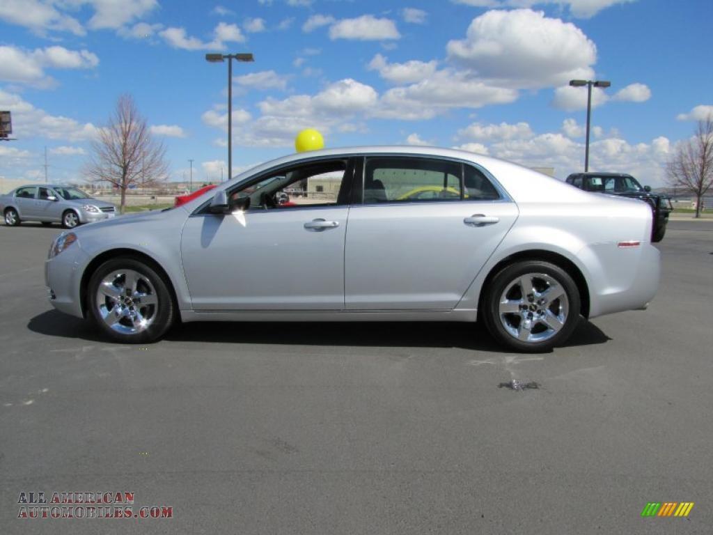 Denny Menholt Chevrolet >> 2010 Chevrolet Malibu LT Sedan in Silver Ice Metallic - 174145   All American Automobiles - Buy ...