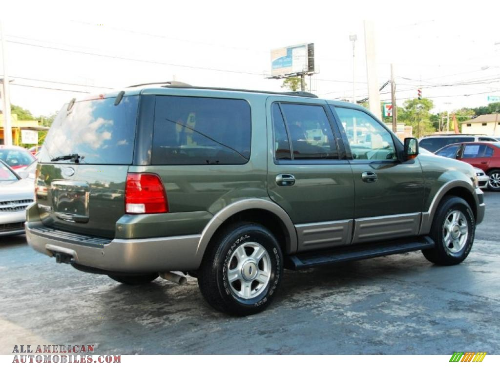 2003 ford expedition eddie bauer in estate green metallic. Black Bedroom Furniture Sets. Home Design Ideas
