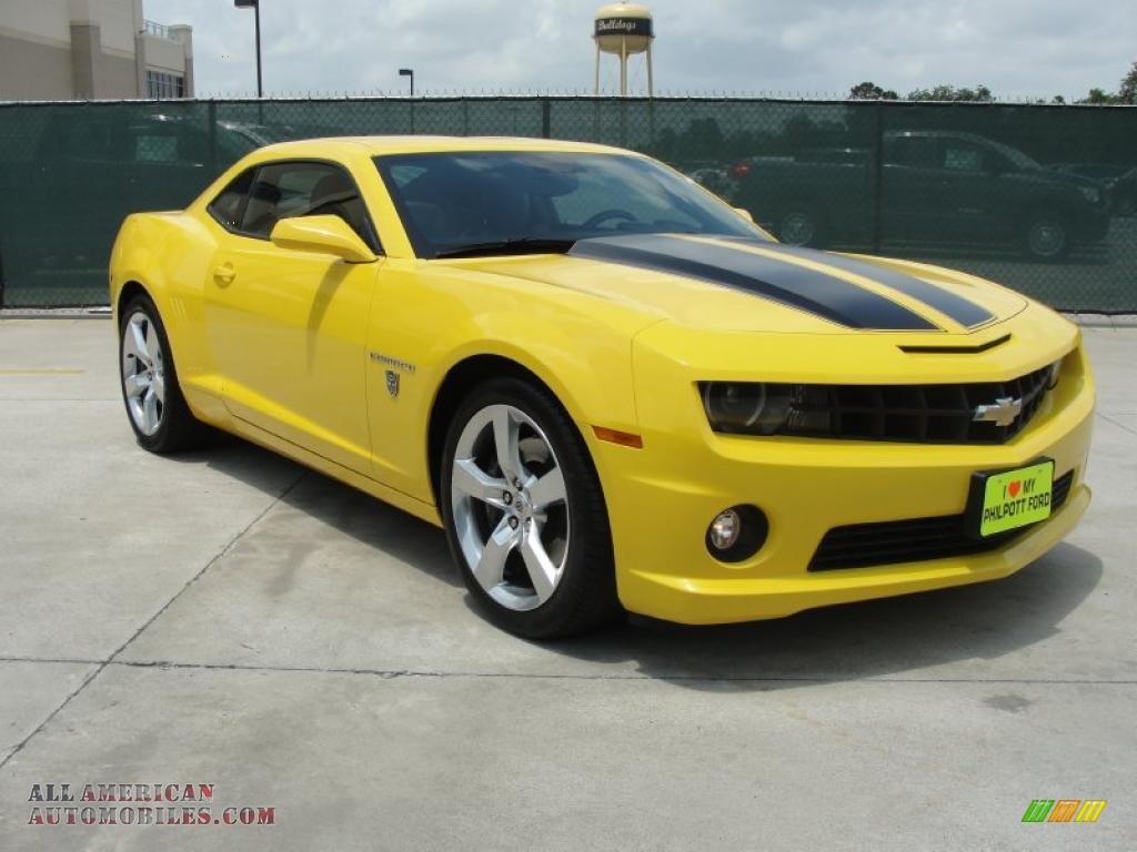 2010 Chevrolet Camaro SS Coupe Transformers Special ...