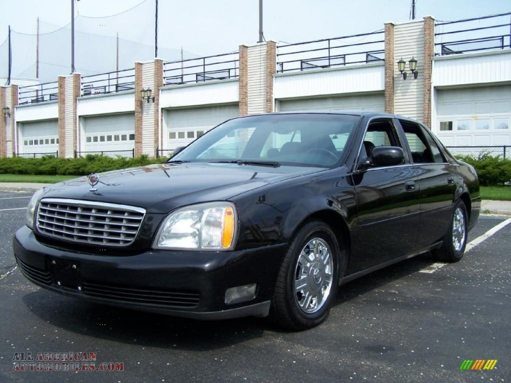 2004 cadillac deville sedan in black raven 149701 all american automobile. Cars Review. Best American Auto & Cars Review