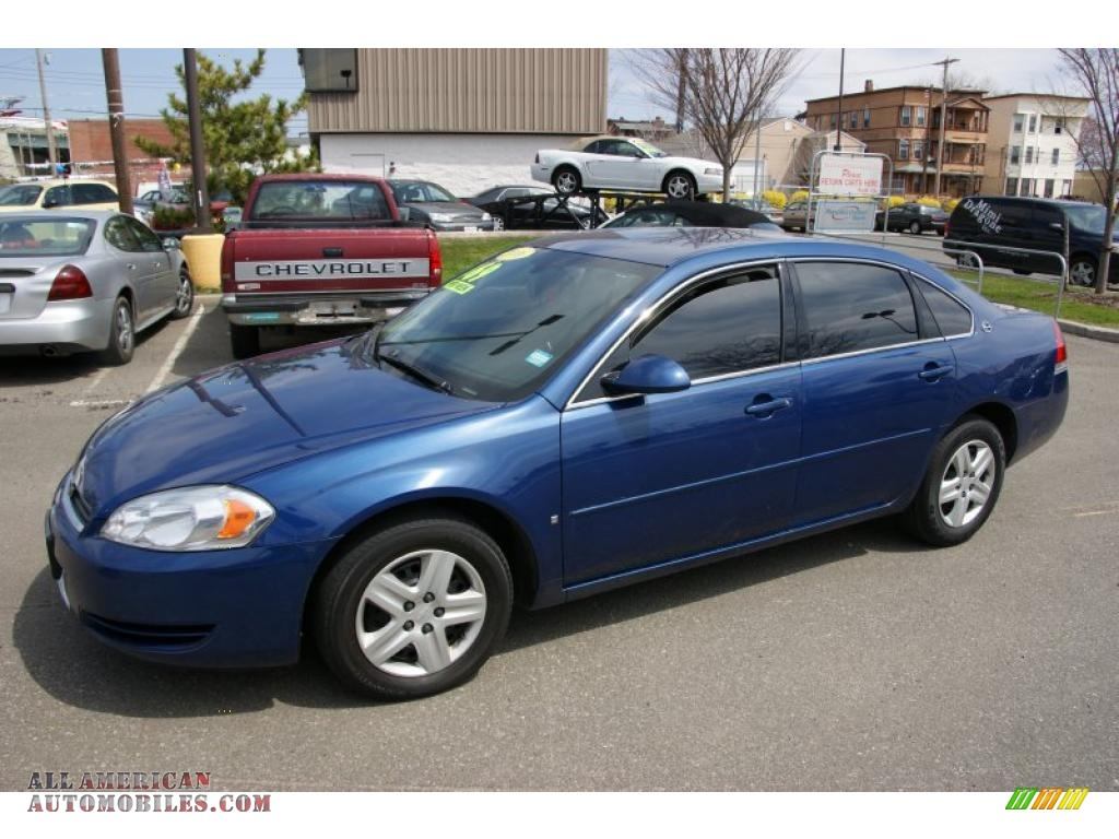 Superior Hyundai North >> 2006 Chevrolet Impala LS in Superior Blue Metallic ...