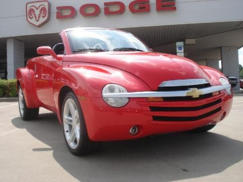 Chevrolet Ssr 2003. 2003 Chevrolet SSR