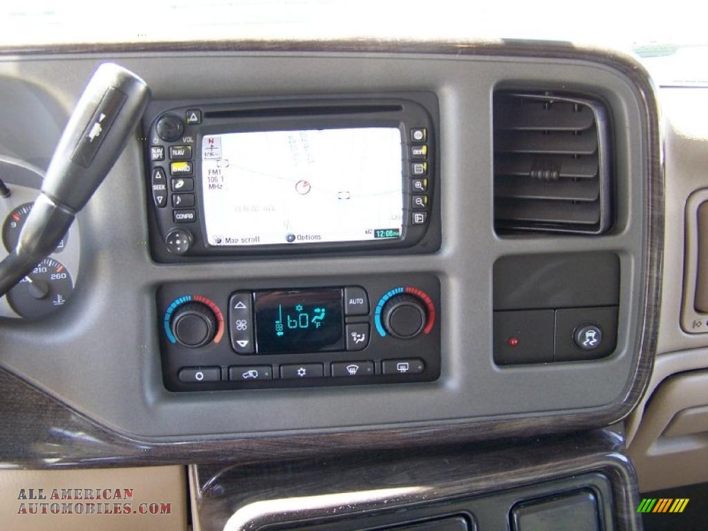 Navigation Disc For 2004 Denali