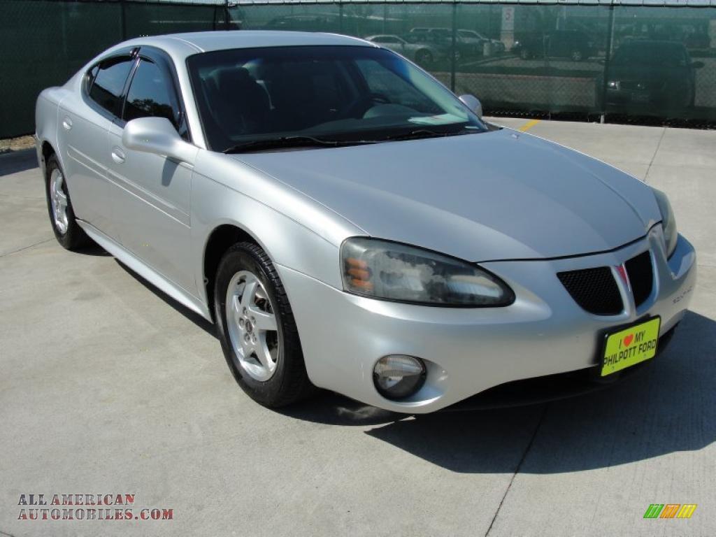 2004 pontiac grand prix gt sedan in galaxy silver metallic 233886 all american automobiles. Black Bedroom Furniture Sets. Home Design Ideas