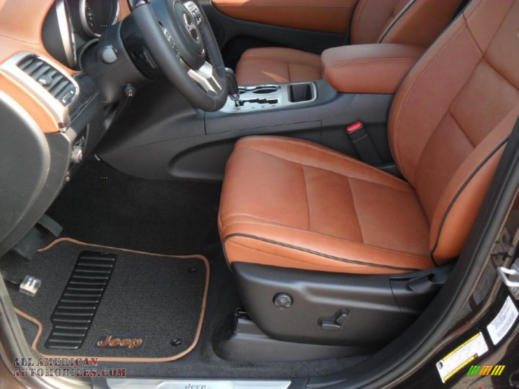 2011 Jeep Grand Cherokee Overland Summit In Rugged Brown Pearl Photo 7 621068 All American Automobiles Buy American Cars For Sale In America