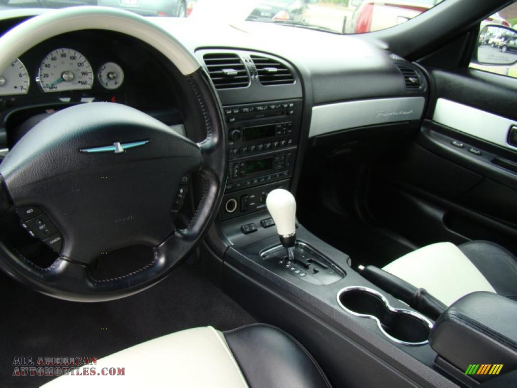 2003 ford thunderbird premium roadster in desert sky blue photo 18 101378 all american. Black Bedroom Furniture Sets. Home Design Ideas