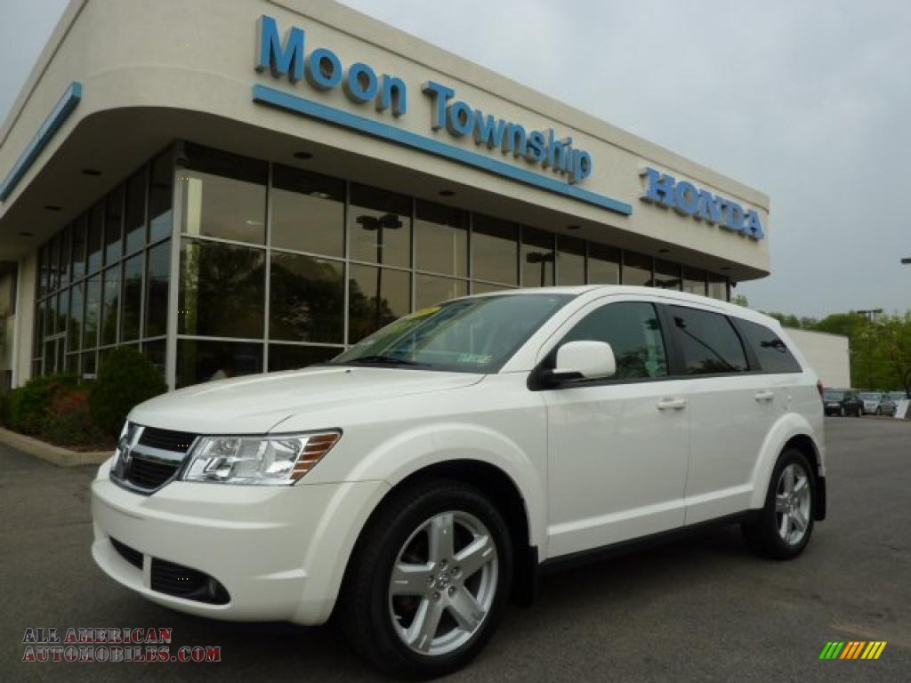2009 Dodge Journey SXT AWD in Stone White - 583314 | All American ...