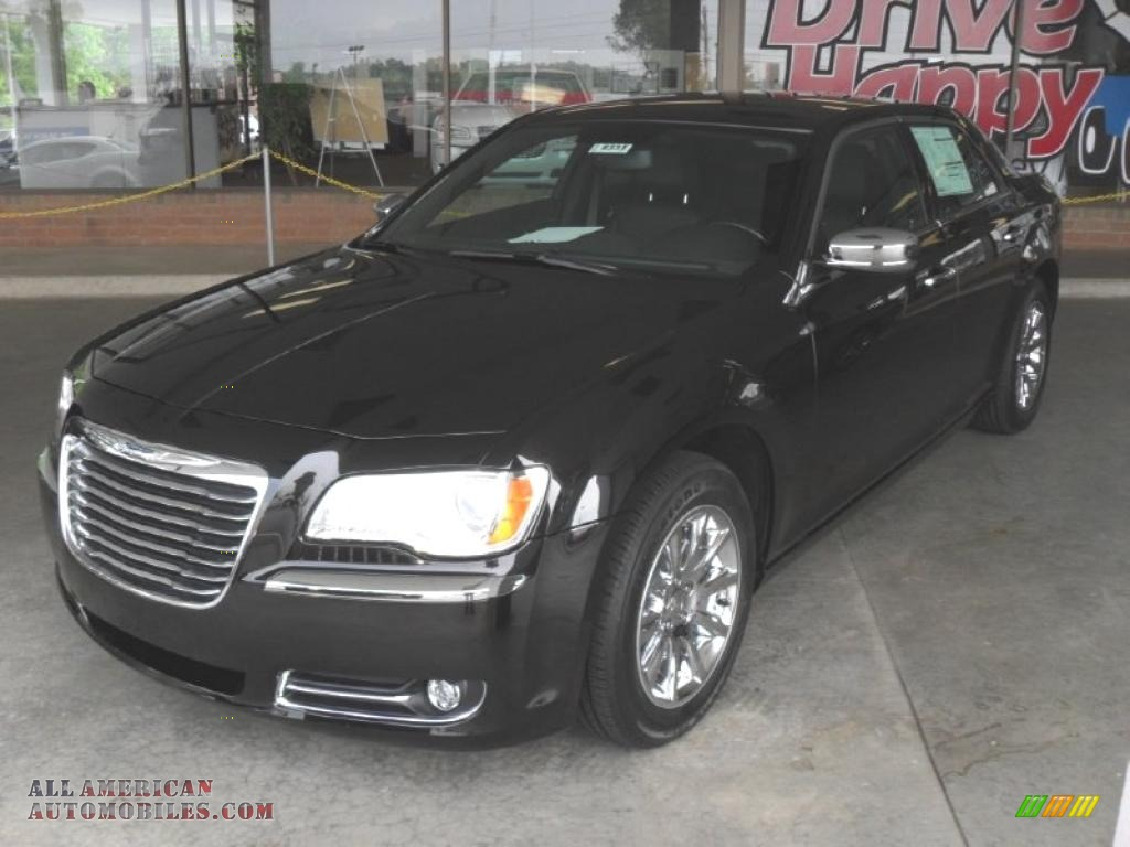 2011 chrysler 300 limited in brilliant black crystal pearl 564839 all american automobiles. Black Bedroom Furniture Sets. Home Design Ideas
