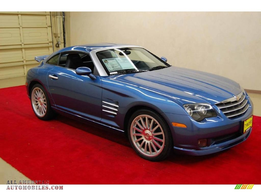 Pine Belt Jeep >> 2005 Chrysler Crossfire SRT-6 Coupe in Aero Blue Pearlcoat - 037809 | All American Automobiles ...