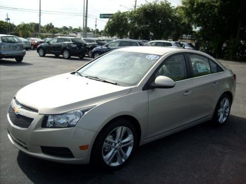 2011 Chevrolet Cruze Ltz For Sale