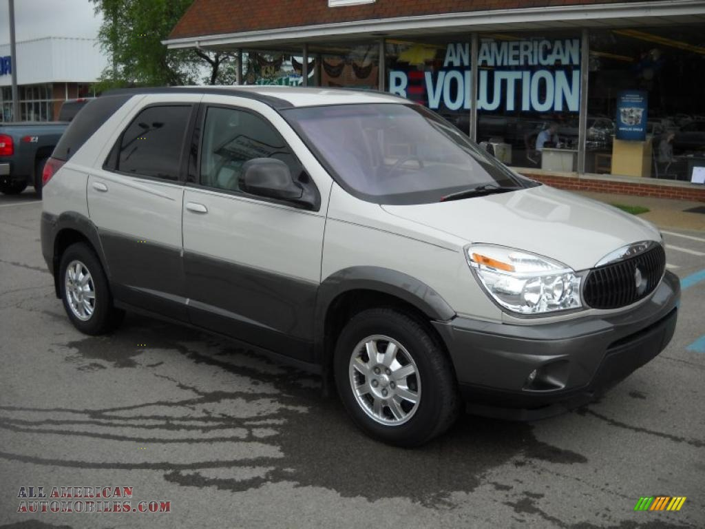 2004 buick rendezvous cx awd in cappuccino frost metallic 584267 all american automobiles. Black Bedroom Furniture Sets. Home Design Ideas