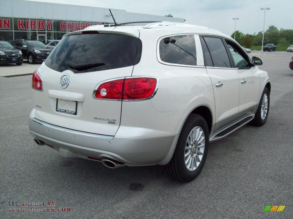 2011 buick enclave cxl in white diamond tricoat photo 12 368122 all american automobiles. Black Bedroom Furniture Sets. Home Design Ideas