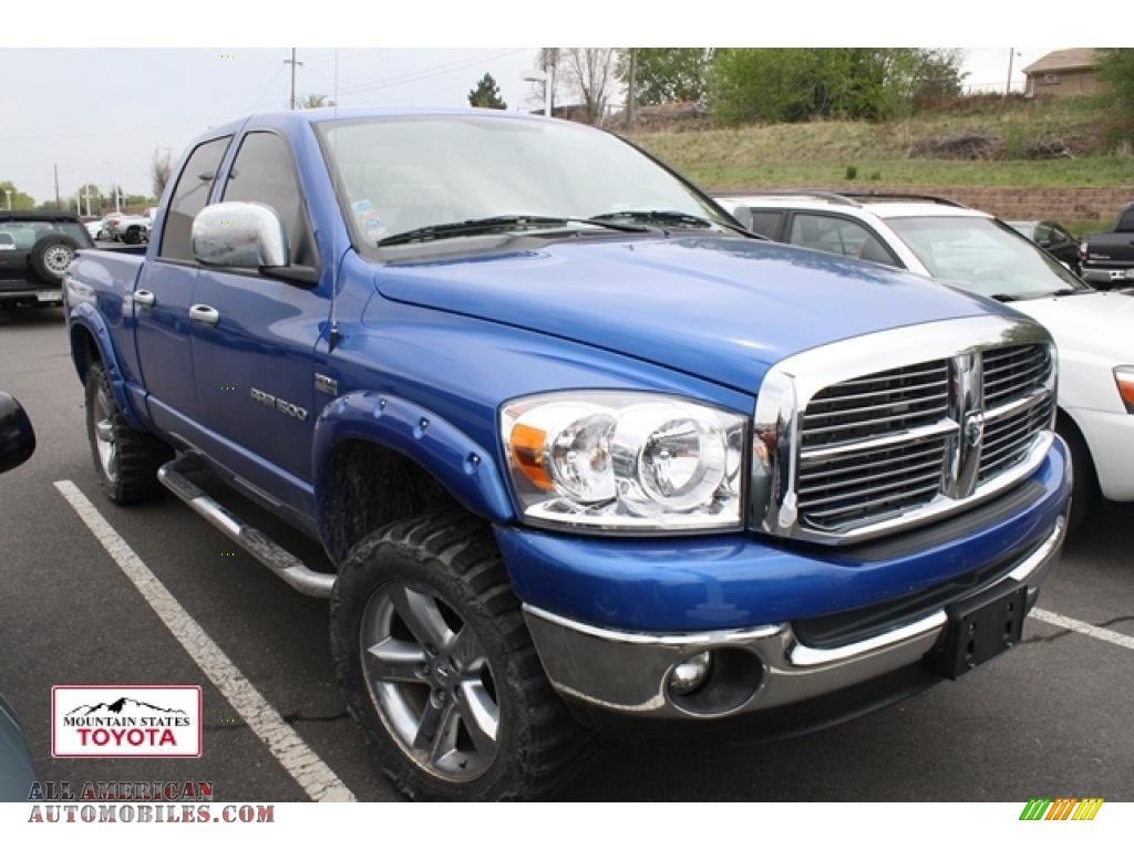 2007 dodge ram 1500 slt quad cab 4x4 specs. Black Bedroom Furniture Sets. Home Design Ideas