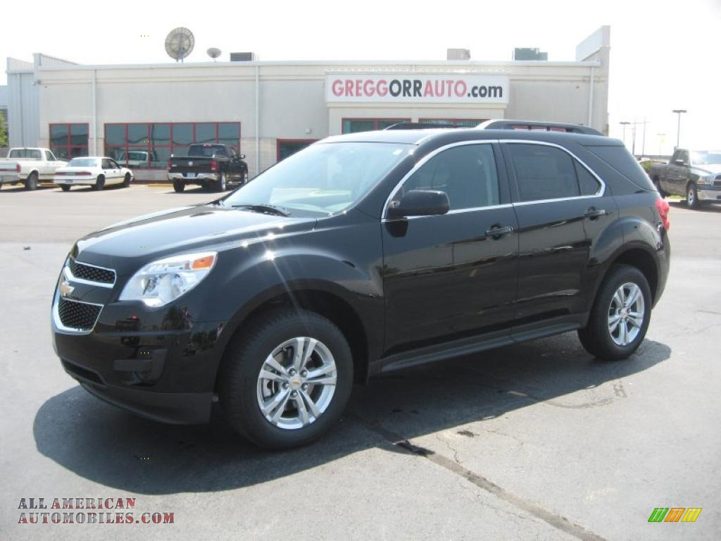 2011 Chevrolet Equinox Lt In Black 430460 All American